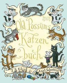 Old Possums Katzenbuch: Gedichte