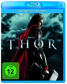 Thor (inkl. 2D Blu-ray) [3D Blu-ray]