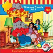 Benjamin Blümchen 101. Ottos neue Freundin 2. CD