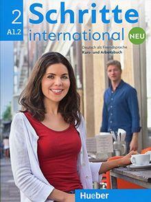 Schritte international Neu 2: Deutsch als Fremdsprache / Kursbuch+Arbeitsbuch+CD zum Arbeitsbuch