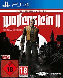 Wolfenstein II: The New Colossus (International Version) [PlayStation 4] [