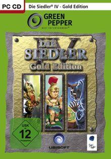 Die Siedler IV - Gold Edition [Green Pepper]