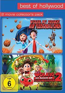 Best of Hollywood - 2 Movie Collector's Pack: Wolkig mit Aussicht auf ... [2 DVDs]