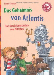 Das Geheimnis von Atlantis: Der Bücherbär: Eine Geschichte für Erstleser