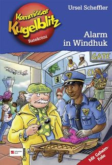 Kommissar Kugelblitz, Band 31: Alarm in Windhuk