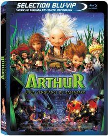 Arthur et la vengeance de maltazard [Blu-ray] [FR Import]
