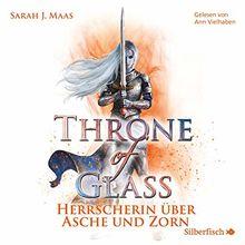 Throne of Glass 7: Herrscherin über Asche und Zorn: 4 CDs