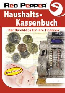 Haushaltskassenbuch (RedPepper)