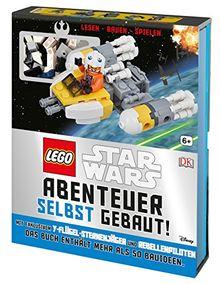 LEGO® Star WarsTM Abenteuer selbst gebaut!: Lesen - Bauen - Spielen
