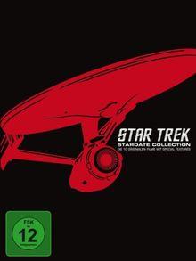 Star Trek - Stardate Collection: Die 10 Originalen Filme mit Special Features (Remastered) [12 DVDs]