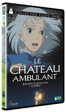 Le Château ambulant - Édition Collector 2 DVD