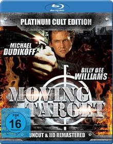 Moving Target - Uncut & HD-Remastered (Platinum Cult Edition) [Blu-ray]