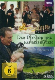 Der Doktor und das liebe Vieh - Staffel 6 [3 DVDs]
