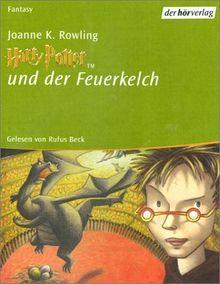 Harry Potter und der Feuerkelch (Bd. 4), Cassetten, Teil 1