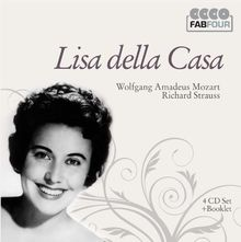 Lisa della Casa: Mozart, Strauss