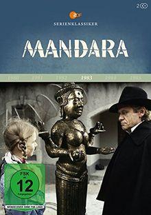 Mandara - Die komplette Serie [2 DVDs] [ZDF Serienklassiker]
