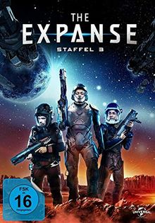 The Expanse - Staffel 3 [4 DVDs]
