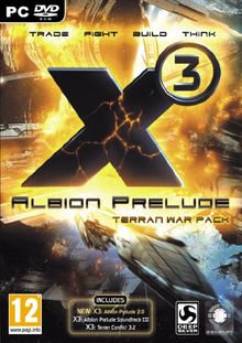 X3: Terran War Pack (PC DVD) [UK IMPORT]