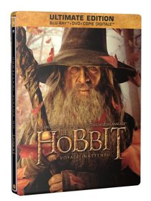 Coffret le hobbit : un voyage inattendu [Blu-ray]