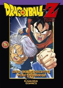Dragon Ball Z, Band 10: Die Geschichte von Trunks