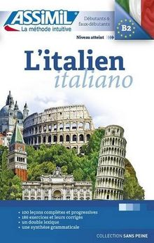 L'Italien Book Only (Sans Piene)