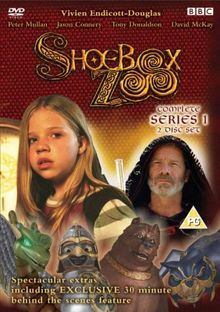 Shoebox Zoo - Series 1 [2 DVDs] [UK Import]