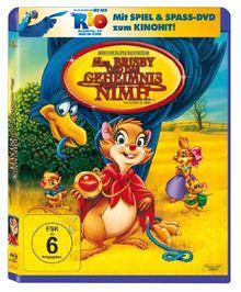 Mrs. Brisby und das Geheimnis von Nimh (+ Rio Activity Disc) [Blu-ray]