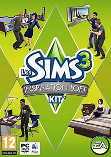 ELECTRONIC ARTS Les Sims 3 Addon - Inspiration Loft [PC/MAC]