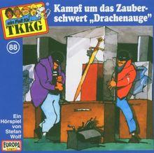 """088/Kampf Um das Zauberschwert """"Drachenauge"""""""