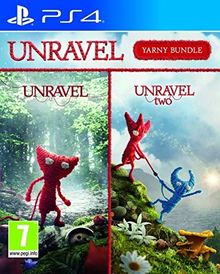 Unravel: Yarny Bundle (PlayStation 4) [