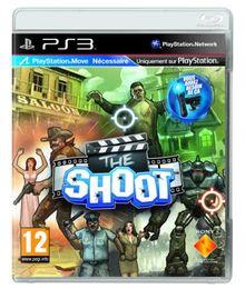 THE SHOOT PS3 MOVE PLATINUM