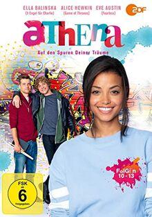 Athena - Auf den Spuren deiner Träume, Folgen 10-13