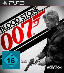James Bond: Blood Stone 007