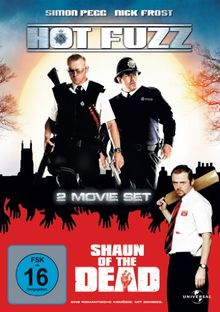Hot Fuzz / Shaun of the Dead [2 DVDs]