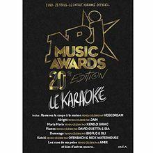 NRJ Music Awards 20th Edition - Le Karaoké