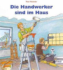 Die Handwerker sind im Haus
