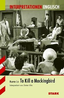 Interpretationshilfe Englisch / To Kill A Mockingbird