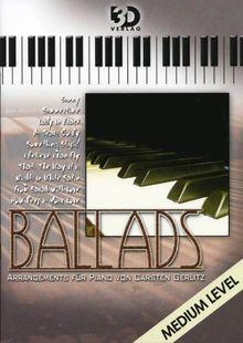 Ballads Medium Level