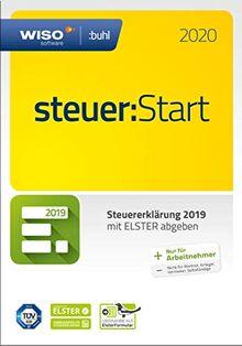 WISO steuer:Start 2020 (für Steuerjahr 2019 | Frustfreie Verpackung)