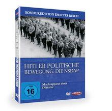 Hitler politische Bewegung: Die NSDAP - Machtapparat einer Diktatur