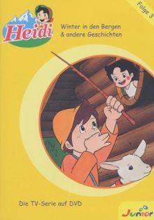 Heidi - DVD 03: Winter in den Bergen & andere Geschichten