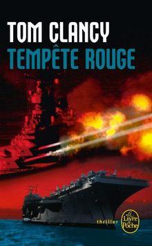 Tempête rouge (Le Livre de Poche)