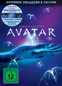 Avatar - Aufbruch nach Pandora (Extended Collector's Edition) [3 DVDs]