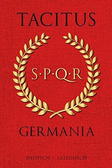 Germania: Deutsch - Lateinisch