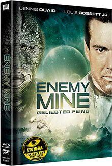 Enemy Mine - Geliebter Feind - Limited Edtion - Mediabook - Limitiert auf 555, Cover A (+ DVD) [Blu-ray]