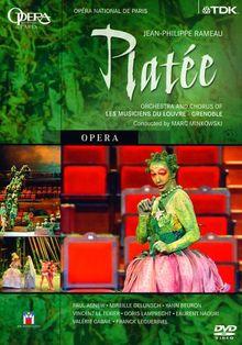 Jean-Philippe Rameau - Platée / Marc Minkowski, Laurent Pelly - Opéra de Paris [2 DVDs]