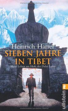 Sieben Jahre Tibet: Mein Leben am Hofe des Dalai Lama