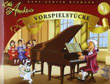 Little Amadeus 1 Vorspielstücke