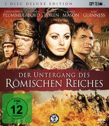 Der Untergang des Römischen Reiches [Blu-ray] [Deluxe Edition]