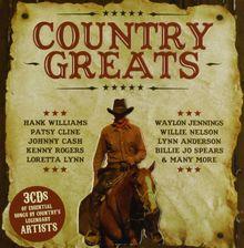 Country Greats (Lim.Metalbox ed.)